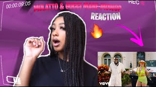 DID SHE SIGN?!|MULATTO FT GUCCI MANE-MUWOP (Official Music Video) REACTION|Just Chaz