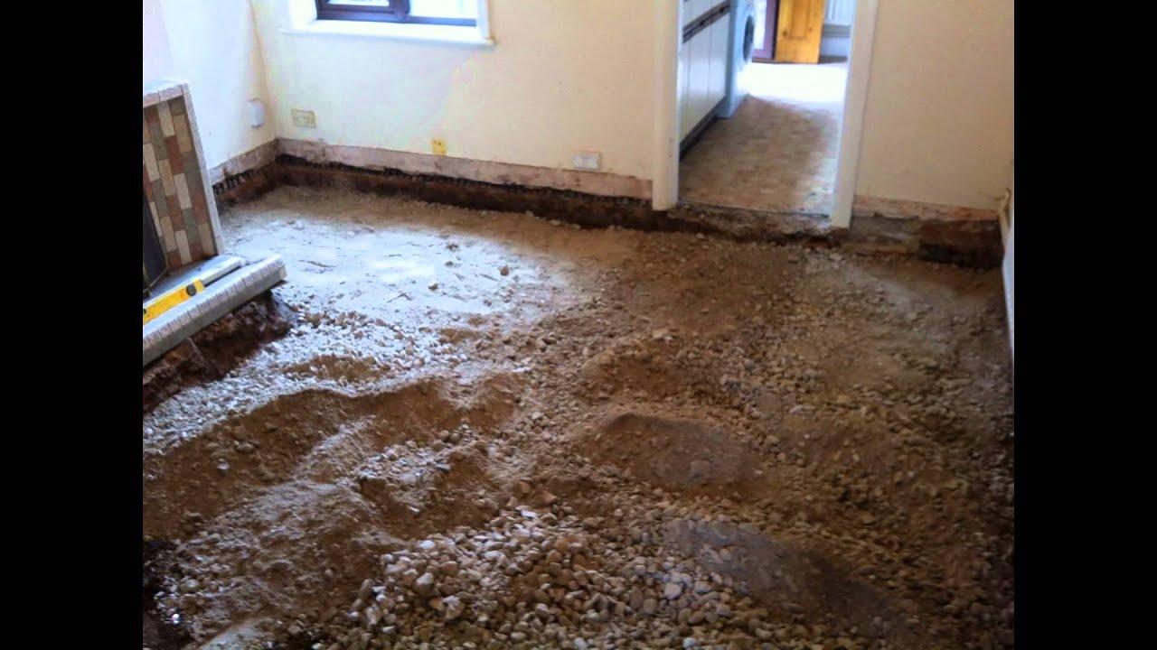 Concrete Floors Damp Proof Membrane