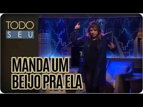 Manda Um Beijo Pra Ela   Roberta Miranda - Todo Seu (09/08/17)