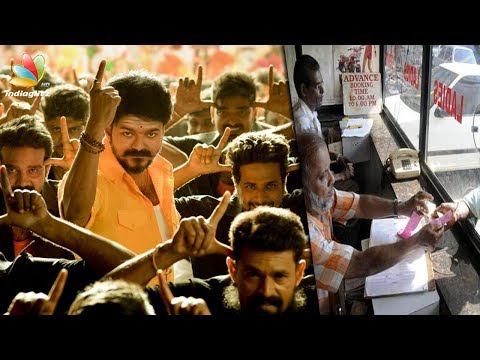 After 10 Years, Govt Hikes Cinema Ticket Prices |  Mersal ticket prices soaring