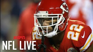 Chiefs agree to trade Marcus Peters to Rams | NFL Live | ESPN
