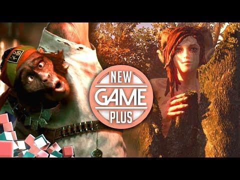 Vorschau auf das Spielejahr 2018 | New Game Plus #76