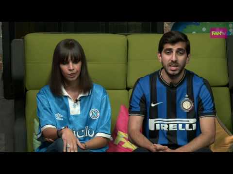 Napoli and Inter Milan Debate | Football Fan TV