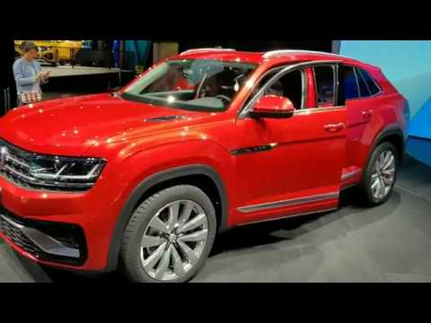 2020 VW Atlas Cross Sport, Changes, Price >> Vw Atlas Cross Sport Exclusive First Look