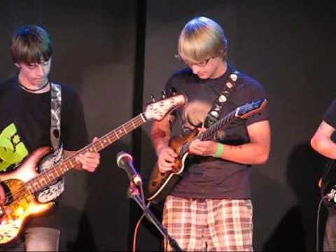Hideaway - Student Blues Ensemble
