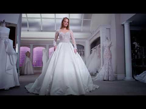 5 Dresses for Winter Weddings