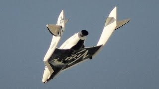 Commercial space tourism moves closer to reality as Virgin Galactic gets FAA licence