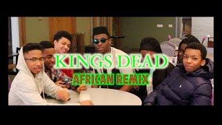 Jay Rock, Kendrick Lamar, Future, James Blake - King's Dead (AFRICAN REMIX)