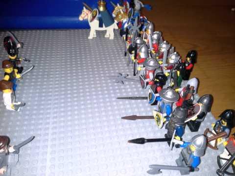 рыцари лего картинки