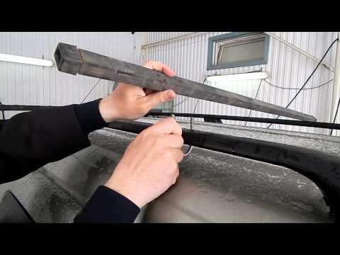 Как сделать багажник своими руками