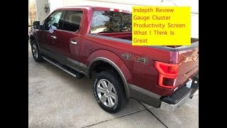 2019 Ford F150 5.0 Coyote V8 10 Speed Indepth Review