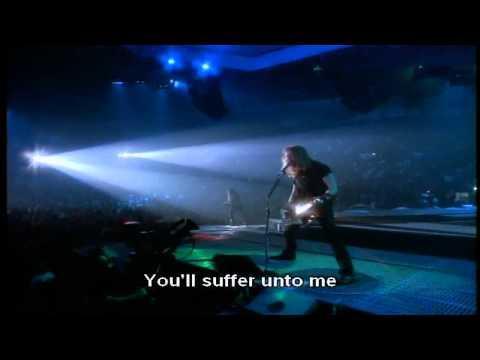 Metallica  Harvester of Sorrow  Shit: Binge & Purge San Diego 92 Part 4 HD