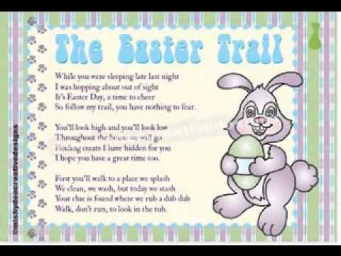 Easter egg hunt ideas clues youtube negle Images