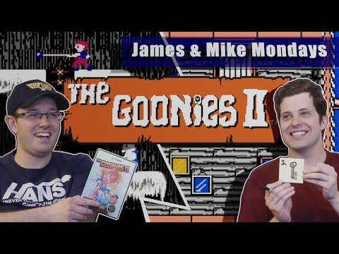 Goonies II (NES) James and Mike Mondays
