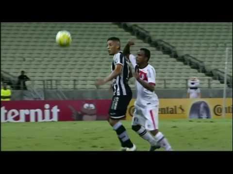 Melhores Momentos, Ceará x Joinville   Copa do Brasil 17 05 2016   É GOL