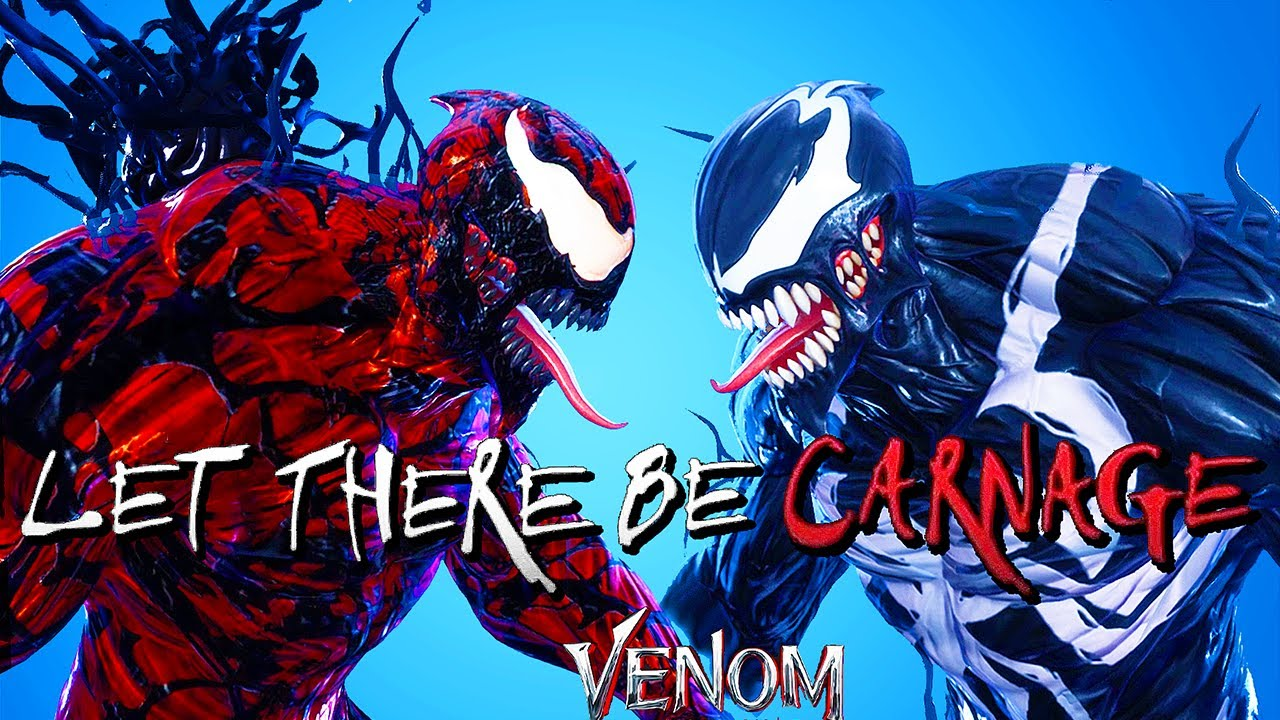 Let There Be Carnage in Fortnite. An Offspring of Venom!.. [Venom 2 the movie] Skin