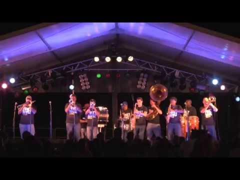 Sweet Dreams (Are Made Of This) - Funky Dawgz Brass Band (Soul Rebels Cover)