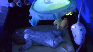 Boy Born With Down syndrome Learning To Crawl In Crib