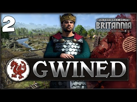 KINGSLAYER! Total War Saga: Thrones of Britannia - Gwined Campaign #2