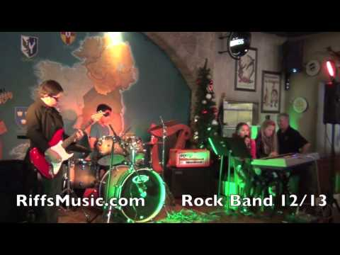 Temecula Rock Band | Temecula Drum | Riffs Music Lessons