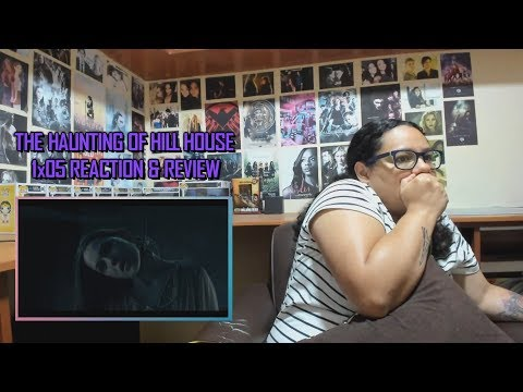 "The Haunting of Hill House 1x05 REACTION & REVIEW ""The Bent-Neck Lady"" S01E05 