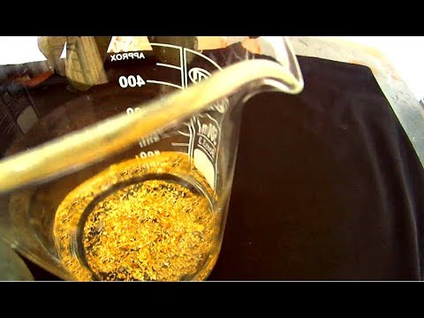 Download HOW to Recover  GOLD  from Scrap  VERY EASY  With Household Chemicals - HD