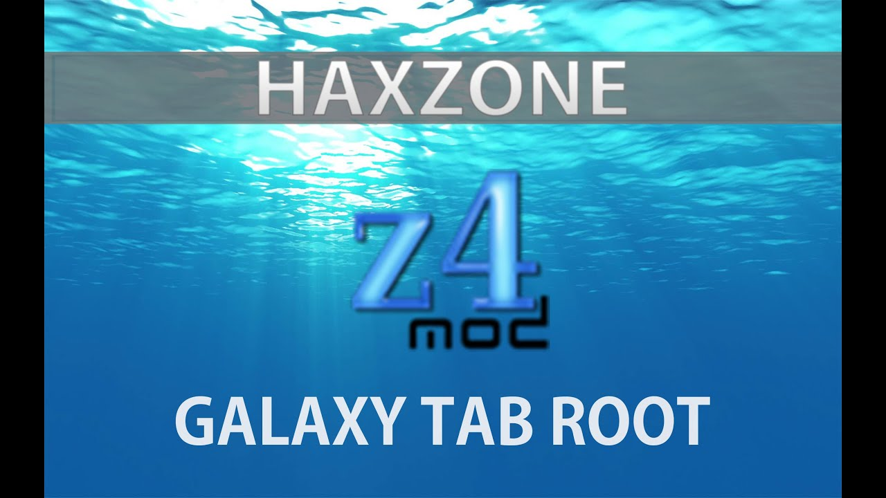 Z4root mod download