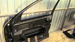 Дверь передняя правая Мерседес е класс 211 a2217201405, a221720140528  Дверь Mercedes W211