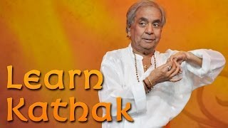 Learn Kathak from Pandit Birju Maharaj ji
