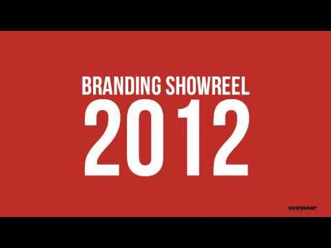 webnex.co presents Branding Showreel 2012 preview