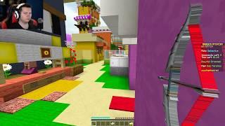 CZITER Z WALLHACKIEM NA MURDER MYSTERY! | Minecraft Vertez & Bobix