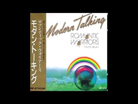 Modern Talking - Charlene / Romantic Warriors (The 5th Album) / 1987