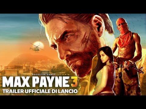 Max Payne 3 - Trailer ufficiale di lancio ITA