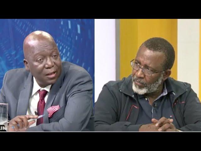 Jakoyo Midiwo jokes about Senator Mithika Linturi's coloured beard | Punchline