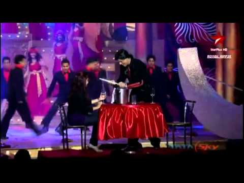 Shahrukh Khan Dance Performance On Dildaara (Stand By Me) !! Big Star Entertainment Awards (2011)