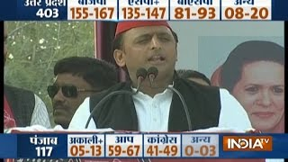 Akhilesh Yadav to BBC: Better To Ally with Mayawati than to see President Rule