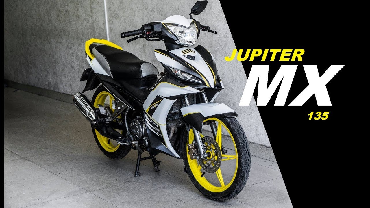 Jupiter mx 135 decal exciter 135 y13lc