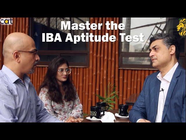 IBA Aptitude Test Classes