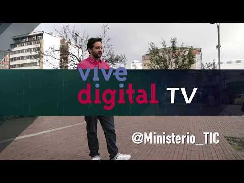 En las regiones de Colombia se Vive Digital | C1 #ViveDigitalTV