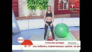 Комплекс упражнений для похудения боков и талии