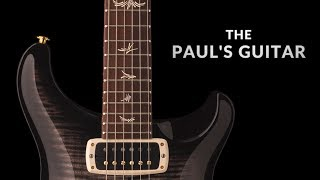 The Paul's Guitar  Prs Guitars