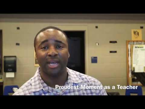 Grammy Quarter finalist Video 1 -Mr. Hart, Sr., NBCT, KIPP Believe College Prep New Orleans, LA