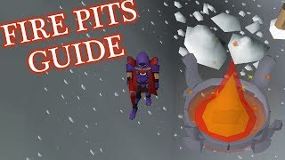 Old School Runescape - Complete Fire Pits Guide