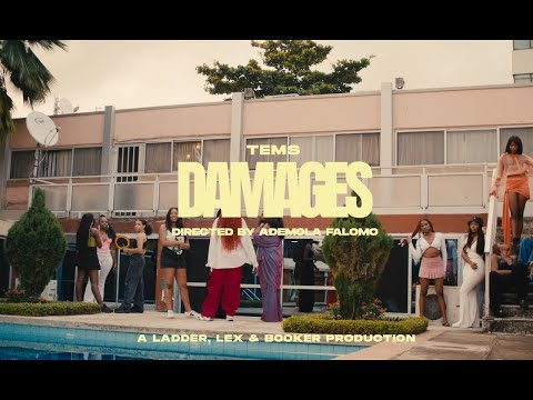 Tems- Damages (Official Video)