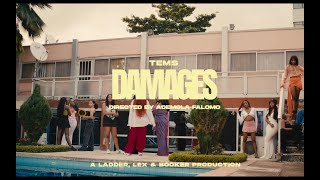 Download Tems- Damages (Official Video)