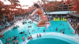 Sexy Diving Board Fails Party - Bali Life (Feat. Claptone)