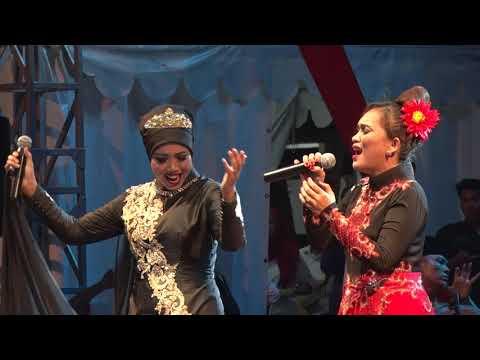 Jakarta Melayu Festival 2017 -  Hati Kama  -  Kiki Ameera & Febry naa