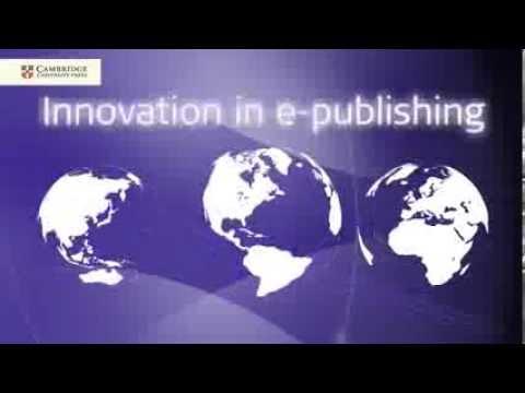 Cambridge University Press - CBO showreel