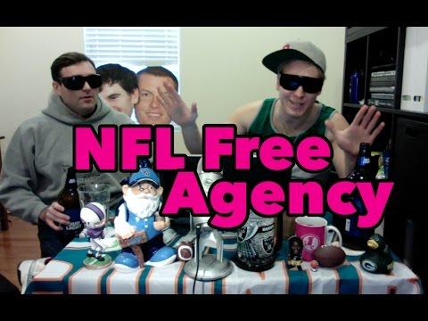 NFL Free Agency with Matt Kelley