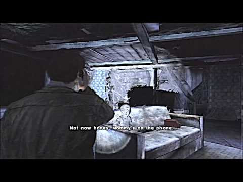 Silent Hill Shattered Memories HD: Outskirts of Silent Hill (Otherworld) and Family Vacation P9